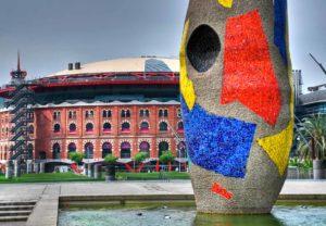 hostel ten to go barcelona parque miro