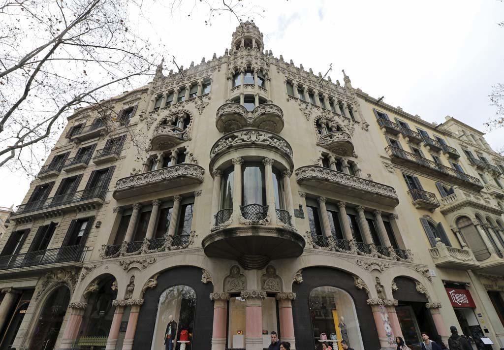 hostel tentogo barcelona paseo gracia